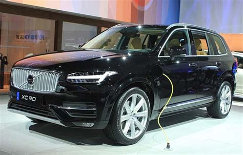 2019 Volvo Electric by Volvo To Go All Electric From 2019