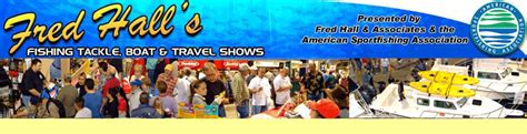 Boat And Travel Show by Fred Halls Fishing Tackle Boat And Travel Show