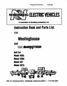 Pu55-060 - Parts Manual  436  U0026 437