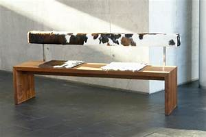 Stuhl Mit Kuhfell : b nke und eckb nke archives gauss m bel aus massivholz esstische st hle b nke betten ~ Markanthonyermac.com Haus und Dekorationen