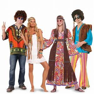 60s Hippies Outfits