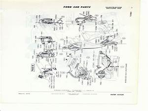 1966 Ford Galaxie 500 Diagram