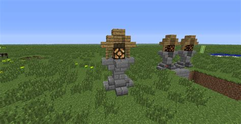Redstone Ls With Daylight Sensor by While You Were All Busy With The New Redstone Blocks I
