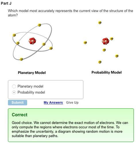 Mastering Biology Answers Chemistry Review Atoms