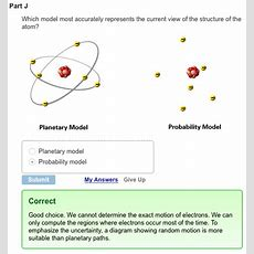 Mastering Biology Answers Chemistry Review  Atoms & Molecules Atomic Structure