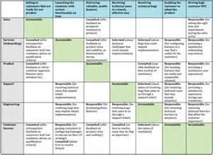 Raci Examples Cross-Functional