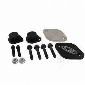 Xdp Egr  U0026 Cooler Delete Kit