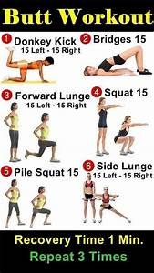 Butt Workout Pictures, Photos, and Images for Facebook ...