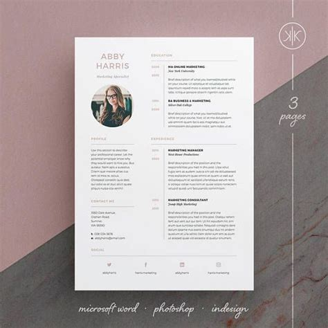 cv template ideas  pinterest creative cv
