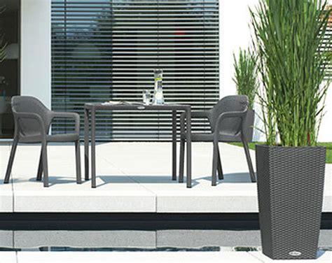 Sessel Für Balkon by Lechuza 3tlg Design Balkonset Cottage 2 Sessel Tisch