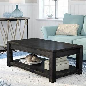 calvin coffee table reviews joss main With two small tables instead of coffee table