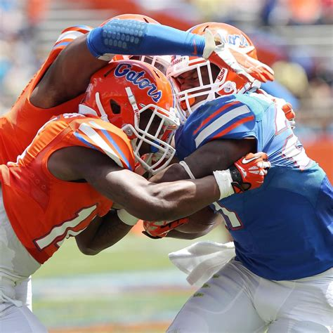 Florida Gators Football: All-Time Best Recruit at Each ...