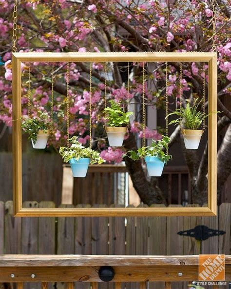 Diy Backyard Decorating Ideas by Vertical Gardens And Hanging Gardens Unconventional