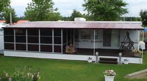 Patio Mate Screen Rooms by Trailer Deck Enclosure System Screen Room For Trailer Decks