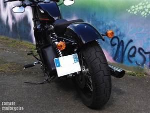Support De Plaque Lateral Homologué : plaque lat rale sur sabre et sur amortisseur comete ~ Dailycaller-alerts.com Idées de Décoration