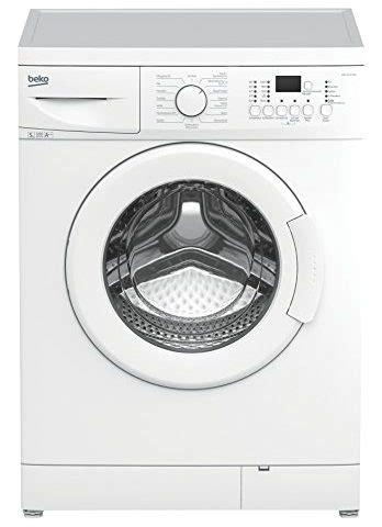 beko oder bauknecht optimale ausnutzung des waschmittels
