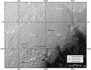 Curiosity Mars Rover Checking Possible Smoother Route | NASA
