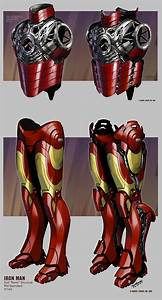 Iron Man suit design by Phil Saunders | Character, game ...