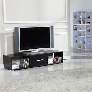 Meuble Bas Avec Tiroir : meuble tv bas table armoire basse avec tiroir meuble de ~ Edinachiropracticcenter.com Idées de Décoration