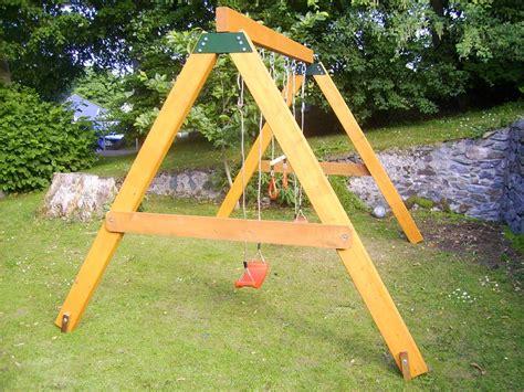 classic heavy duty a frame swing set sttswings
