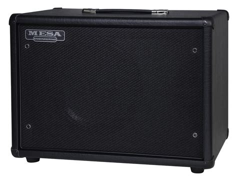 mesa boogie 1x12 widebody closed back guitar cabinet the