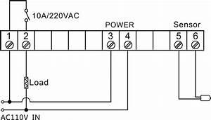 Digital Temperature Controller Mh1210 Manual