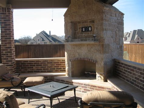 lawn garden diy outdoor fireplace modern style of