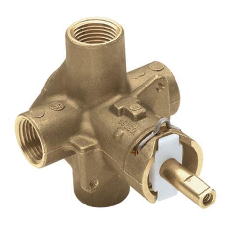 Replacing Cartridge In Moen Bathroom Faucet by Moen 2510 Monticello Positemp 1 2 Inch Ips Valve Single