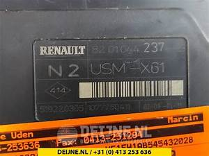 Renault Kangoo Van Fuse Box Location