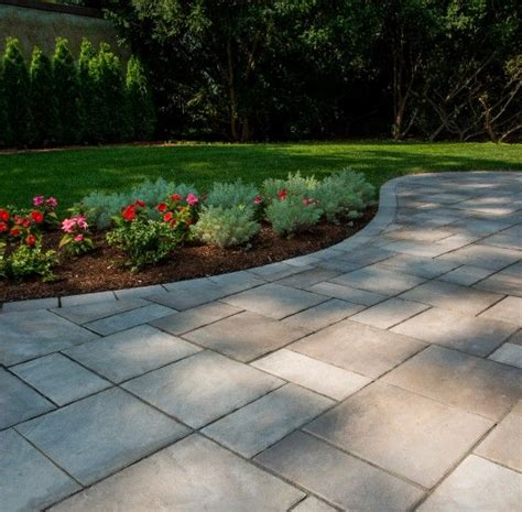 unilock pavers reviews 25 best ideas about unilock pavers on outdoor