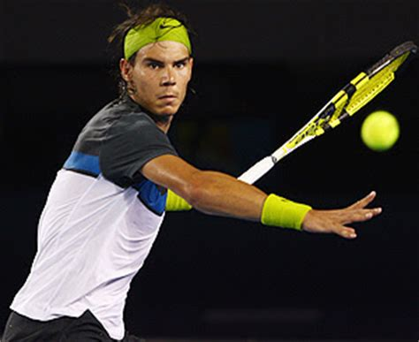 Rafael Nadal Forehand and Backhand Full Motion