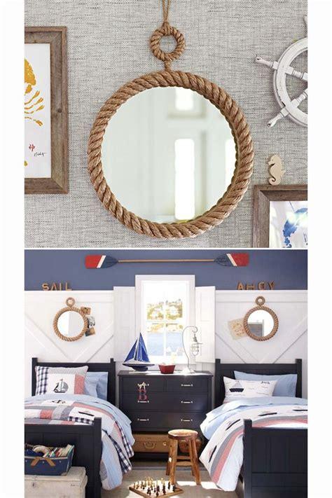 theme mirror best 25 rope mirror ideas on nautical