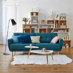 Les 25 meilleures idees de la categorie salons scandinaves for Canapé convertible scandinave pour noël deco salon sejour contemporain