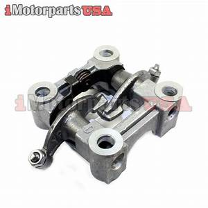 Gy6 125cc 150cc Qmi152 Qmj157 Engine Rocker Arms Camshaft Holder Assembly