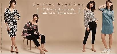 Petite Petites Femme Stores Chaps Tops Shorts