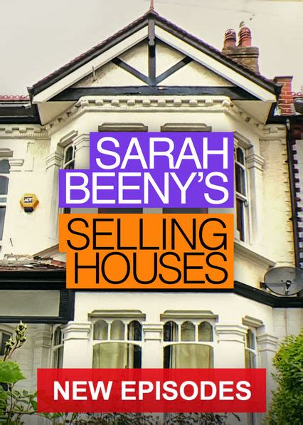 selling houses  sarah beeny