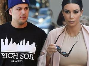 Rob Kardashian Ends Feud With Kim! Inside His Sweet ...