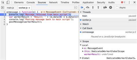 print javascript call stack