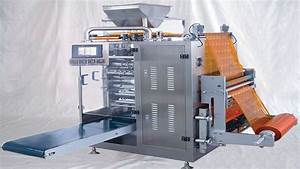 Multilane 7 Lanes Granules High Speed Packing Machine Vffs