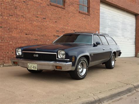 1973 Chevrolet Ss by 1973 Chevrolet Chevelle Ss Station Wagon For Sale Photos