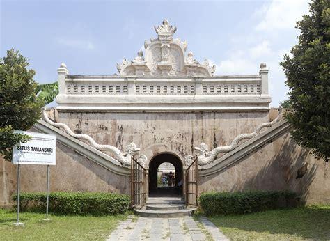 Eastern Face Of Eastern Gate, Taman Sari, Yogyakarta