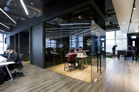 modern home layouts 画廊 世界上最有趣创业公司9gag的办公室 laab architects 10