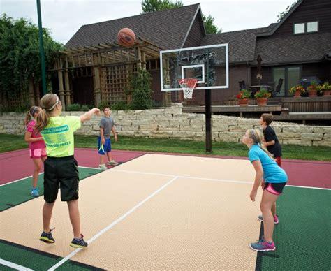 ground basketball systems ny ct   backyards