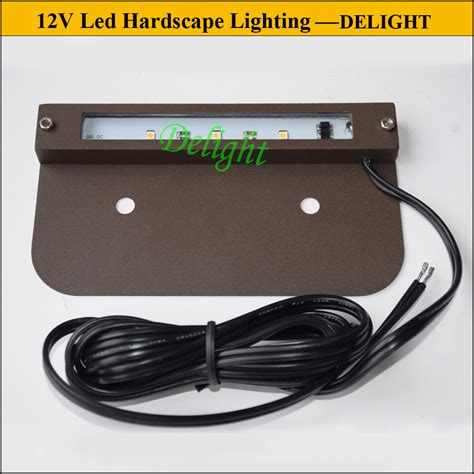 led retaining wall lights 12v led retaining wall lights guangdong delight