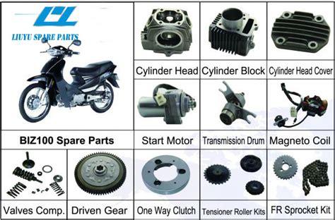China Honda Biz100 Motorcycle Parts (full Range Of Parts