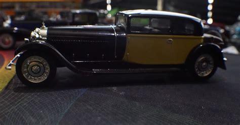1929 bugatti type 41 royale binder coupe de ville: Cars on the Shelf: 1929 Bugatti Royale Type 41 Coach Weymann