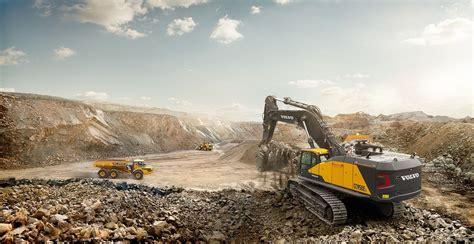 ece excavators overview volvo construction equipment