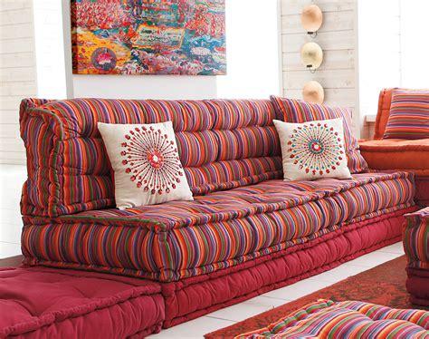 canapé lit matelas épais structure canapé lit futon