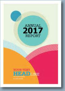 Annual Report Templates for Free Download
