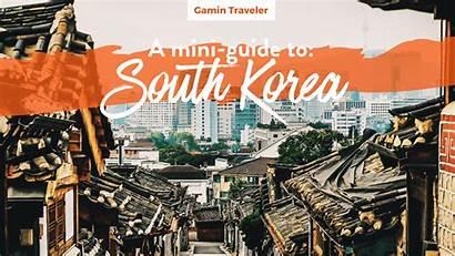 Korea South Travel Seoul Guide Heart